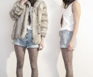 fur and outfit image