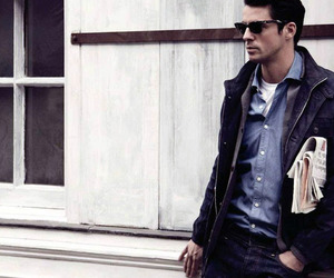 fashion, male, and gorgeous image