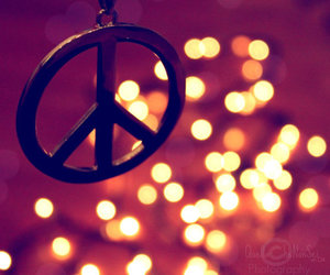 peace, light, and love image