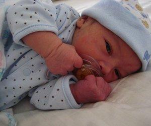 baby, newborn, and boy image