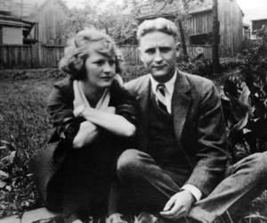 zelda fitzgerald, couple, and f. scott fitzgerald image