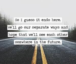 quote, future, and Relationship image