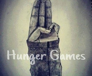 games, hunger, and tribute image