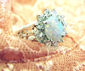 ring, pretty, and beautiful image