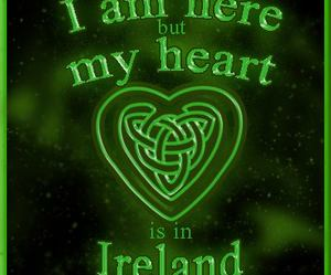 forever, heart, and ireland image
