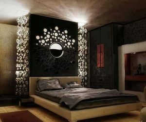 beautiful, bedroom, and comfortable image
