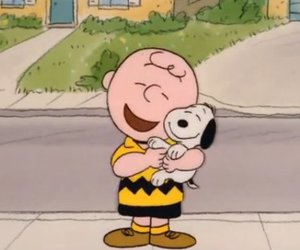 snoopy, charlie brown, and cartoon image