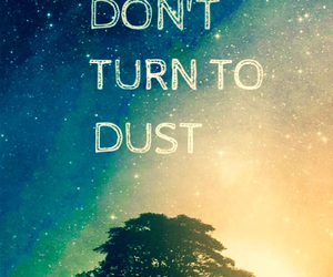 dreams, Owl City, and dreams dont turn to dust image