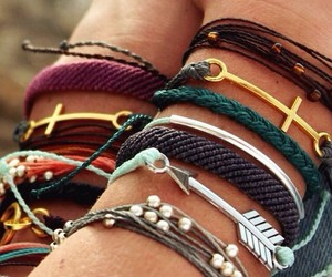 bracelet, fashion, and pretty image