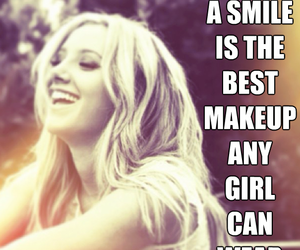 smile and ashley tisdale image