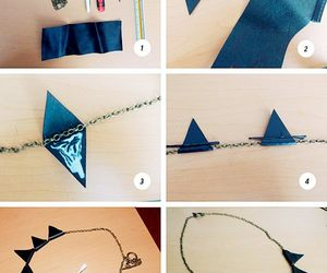 diy, collar, and Easy image