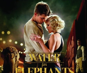 Reese Witherspoon and water for elephants image
