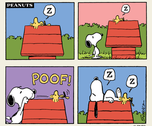 snoopy and woodstock image