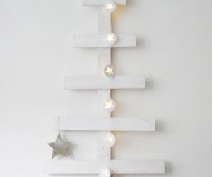 decoration, tree, and xmas image