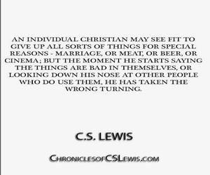 quotes, give up, and c s lewis image