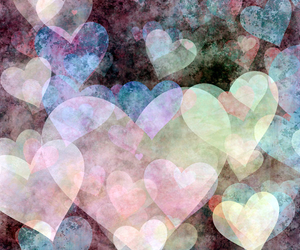 cool, grunge, and heart image