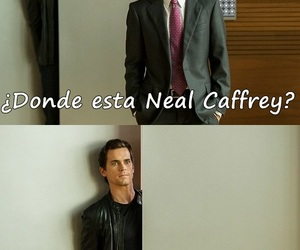 funny, lol, and white collar image