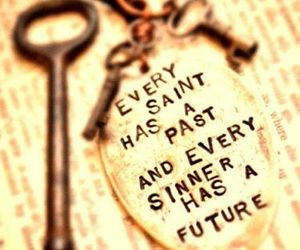 quote, saint, and sinner image