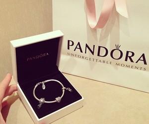 fashion, girl, and pandora image