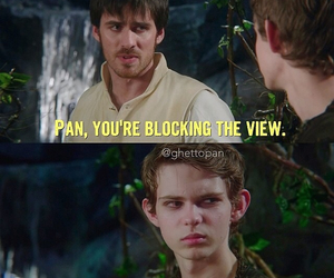 peter pan and ️ouat image