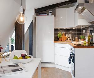 interior design, kitchen, and home decorating image