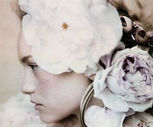 Gemma Ward, vogue uk, and by paolo rovesi image