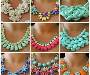 necklace and colors image
