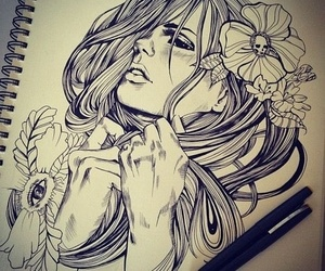 draw and tatto image