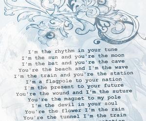 beutiful, life, and Lyrics image