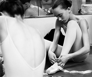 ballet, girl, and style image