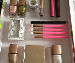 makeup, tb, and ted baker image