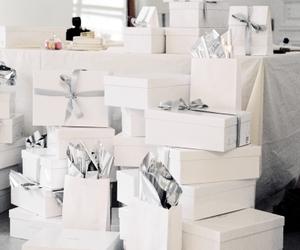christmas, gifts, and love image