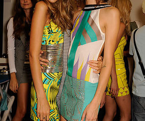 Abbey Lee Kershaw and frabbey image