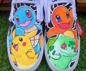 pokemon and vans image