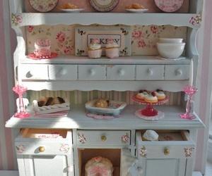 bakery, cake, and kitchen image