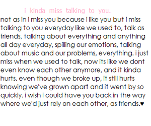 i miss you, quotes, and love image