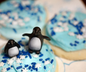Cookies and penguins image