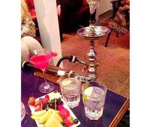 arabs, shisha, and glass image