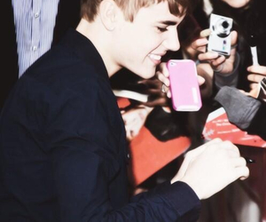 aw, love, and justin image