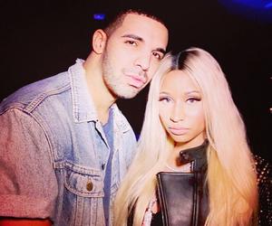Drake, nicki minaj, and nicki image
