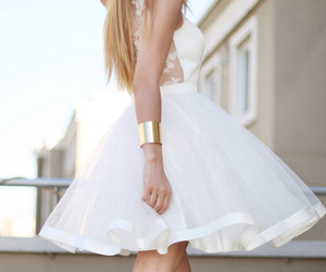 dresses, fashion, and girly image