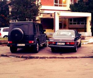 mercedes, g class, and w123 image