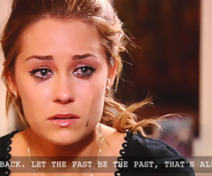 lauren conrad, text, and the hills image