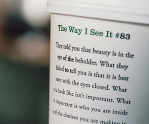 quote, beauty, and coffee image
