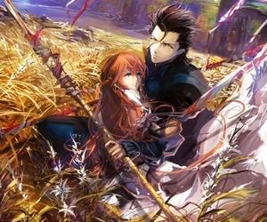 anime, lancer, and fate zero image