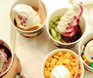 food and froyo image