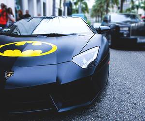car and batman image