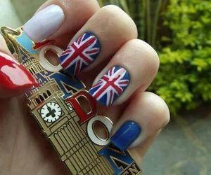Big Ben, london, and nails image