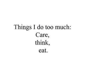 eat, care, and think image