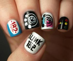nails and blink 182 image